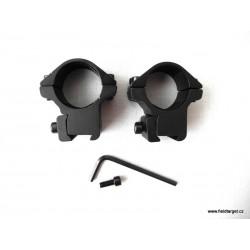 Montáž dvoudílná střední 30 mm