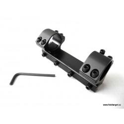 Montáž jednodílná nízká 25 mm