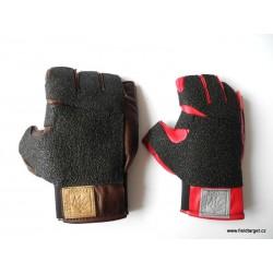 Střelecká rukavice pro leváky