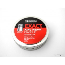 JSB Exact King Heavy 6,35 mm